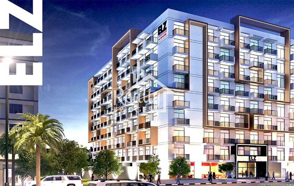 2 Buy Apartment & Win Your Dream Trip | 1 BR Apartment in Arjan - Pay 1% Monthly
