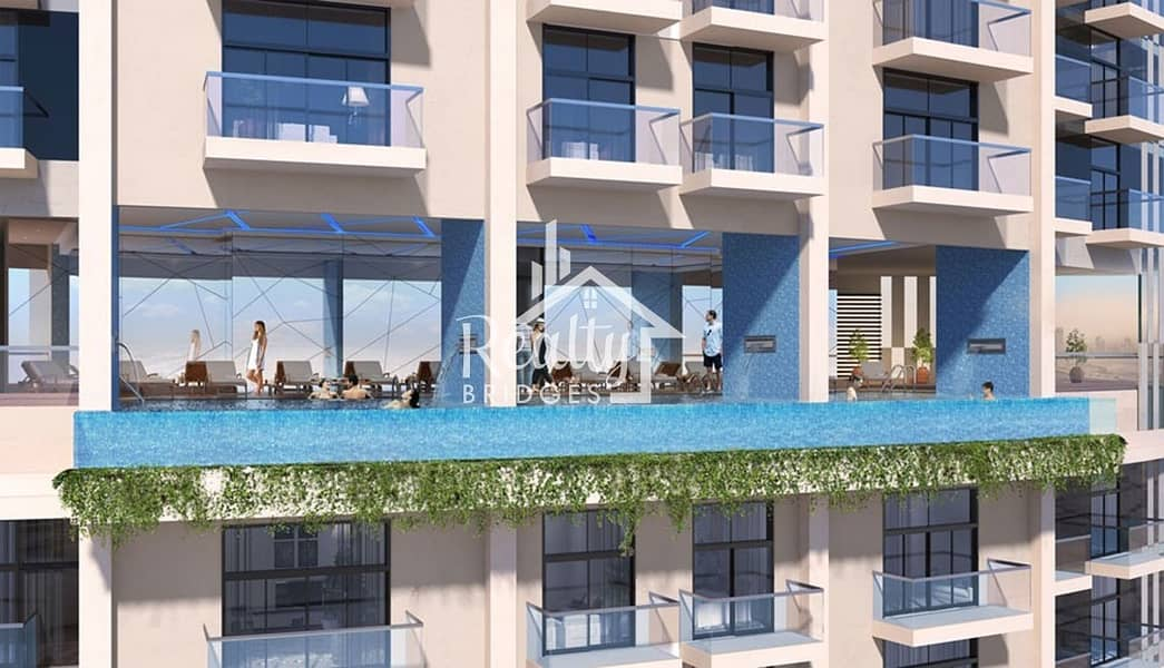 2 Buy Apartment & Win Your Dream Trip | 2 BR Apartment in Arjan - Pay 1% Monthly