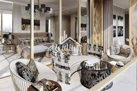 فلیٹ 2 غرفة نوم للبيع في الخليج التجاري، دبي - Buy Apartment & Win Your Dream Trip | 2 BR Designer Apartment in Business Bay