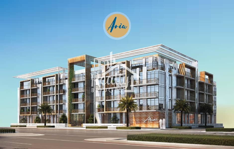 11 Buy Apartment & Win Your Dream Trip | Luxury 1 BR Apartment in JVC
