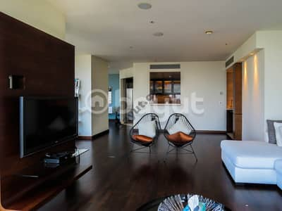 FOR SALE TWO BEDROOMS APARTMENT IN BURJ KHALIFA