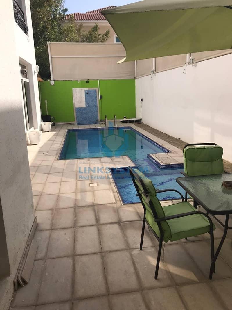 2 Villa for sale in Khalifa A