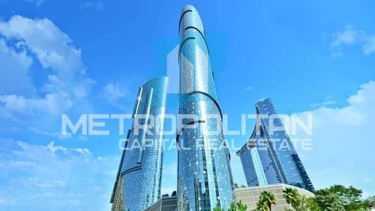 شقة 4 غرف نوم للبيع في جزيرة الريم، أبوظبي - SkyPod| High Floor| Vacant | Super Spacious Layout