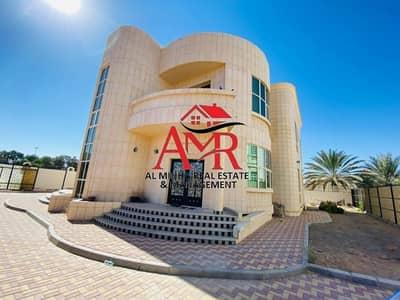 5 Bedroom Villa for Rent in Falaj Hazzaa, Al Ain - Separate Villa | Private Yard | Near Schools