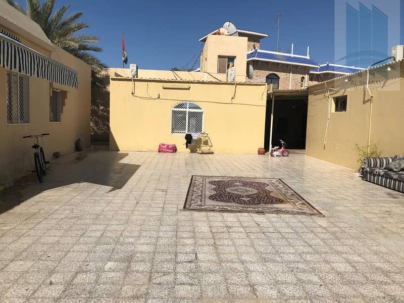 11 Corner villa for sale in prime location in Al Mamzar