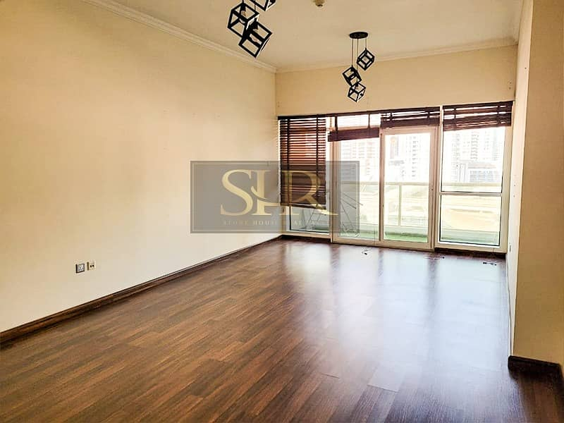 Pay in 4 CHQS Semi Furnished 1 BR  front Metro