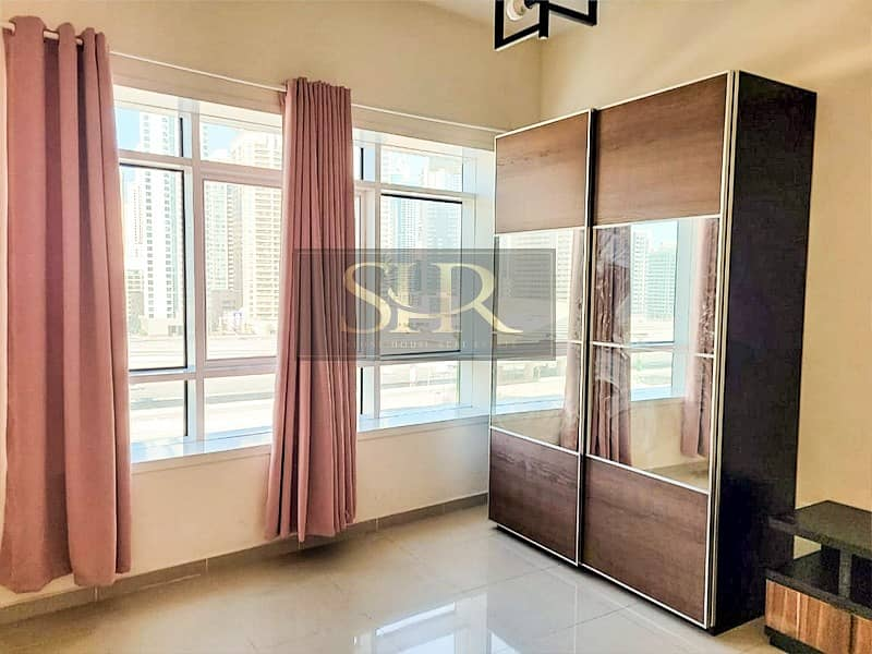 35 Pay in 4 CHQS Semi Furnished 1 BR  front Metro
