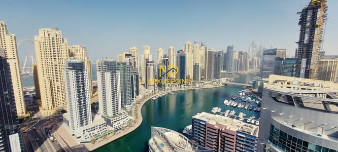 4 Bedroom Penthouse for Rent in Dubai Marina, Dubai - Luxury Penthouse | Dubai Marina
