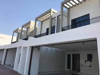 فیلا 3 غرف نوم للايجار في قرية جميرا الدائرية، دبي - Brand New   3Bed+Maid   Private Pool   Park View