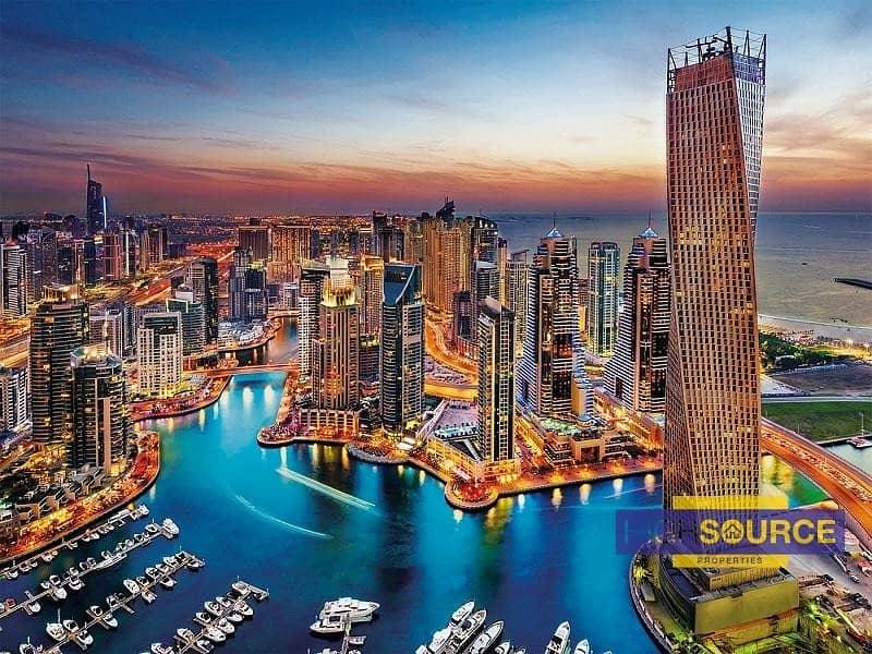 10 ROI 9.2% | Luxury Rented Shop | Dubai Marina