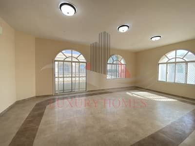 3 Bedroom Flat for Rent in Al Bateen, Al Ain - Stunning Separate Ground Floor Near Extra Souq