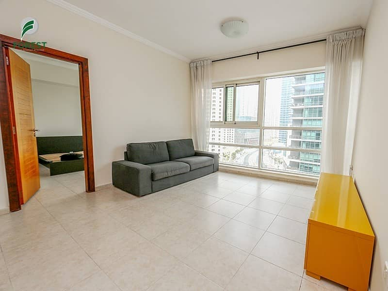 Beautiful Marina View | Unfurnished | Mid Floor
