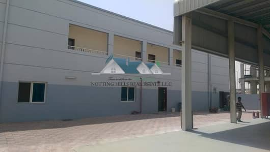 Factory for sale on excellent location in Um Al Quwain Industrial City