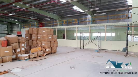 DIRECT LEASED PROPERTY 20+20 ! Factory for sale in Umm-Al-Quwain...