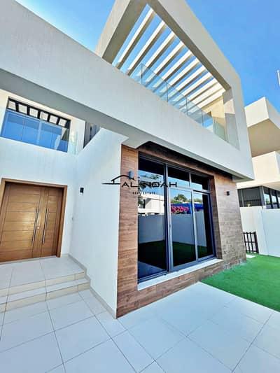 5 Bedroom Villa for Sale in Yas Island, Abu Dhabi - Best Offer! Huge Plot | Investment Deal | Elegant 5 BR Villa!