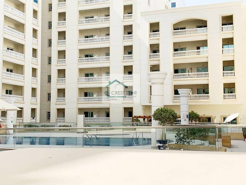 Spacious 2 BHK Duplex with Huge Balcony for Sale