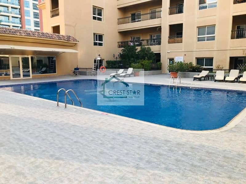 2 Spacious Studio with Balcony for Sale in JVC