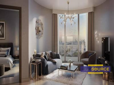 استوديو  للبيع في الفرجان، دبي - Brand New Luxurious Studio Apartment | Near Metro Station