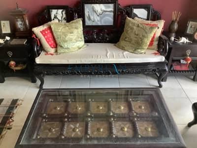 شقة 1 غرفة نوم للايجار في الخليج التجاري، دبي - 1-BR Fully Furnished | High Floor | Road View