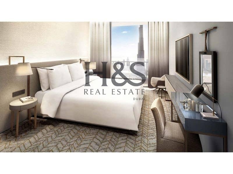 2 Luxury Living Apt I Burj Khalifa & Fountain Views
