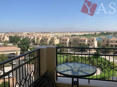 2 Bedroom Apartment for Sale in Al Hamra Village, Ras Al Khaimah - Elegant | Golf and Sea View | Big Balcony