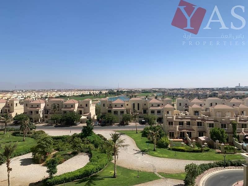 2 Elegant | Golf and Sea View | Big Balcony
