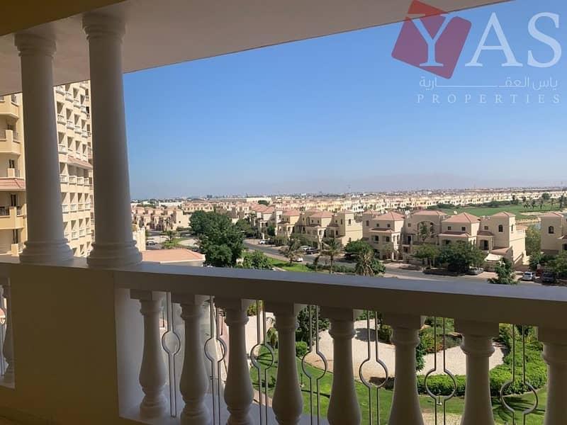 18 Elegant | Golf and Sea View | Big Balcony