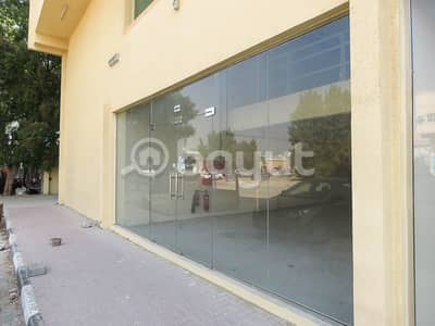 Shop for Rent in Ajman Industrial, Ajman - BRAND NEW SHOPS FOR RENT IN AJMAN INDUSTRIAL AREA 1 FOR RESTAURANTS,SUPERMARKETS AND OTHER WORKS ETC