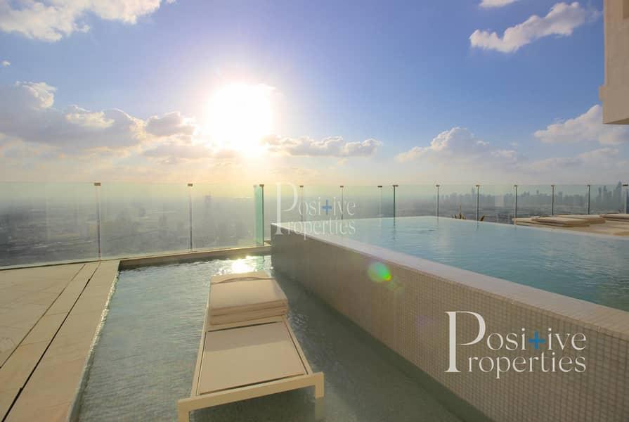 2 Panoramic skyline view   Private Pool   Spacious