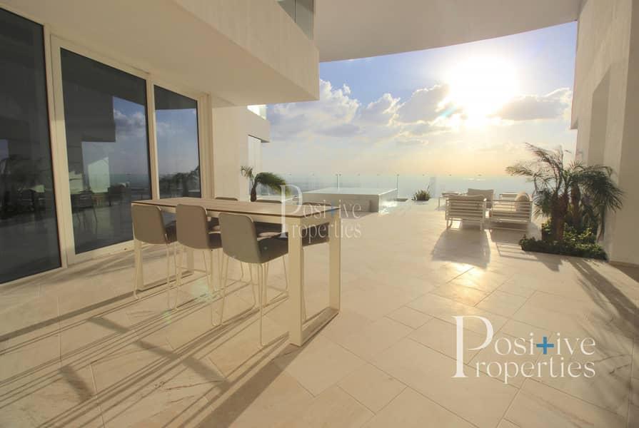 13 Panoramic skyline view   Private Pool   Spacious