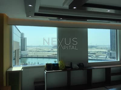 Office for Sale in Business Bay, Dubai - Fully Fitted | Office for Sale | Bay Square
