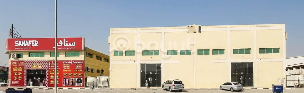 معرض تجاري  للايجار في عجمان الصناعية، عجمان - معرض تجاري في عجمان الصناعية 2 عجمان الصناعية 59618 درهم - 4970401