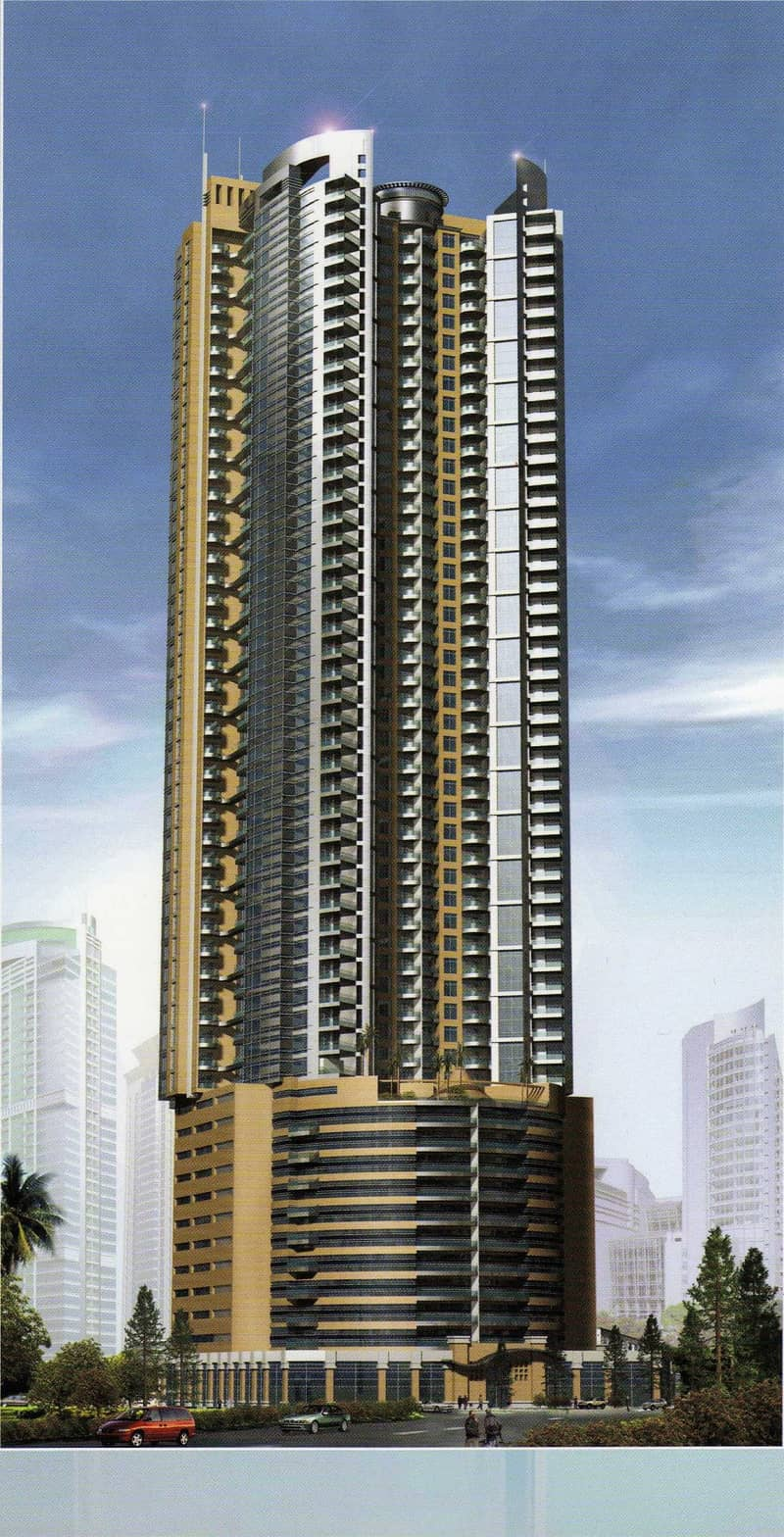 Hot Deal!! 1Bedroom Hall w/ city view in Corniche Tower at low, low price!