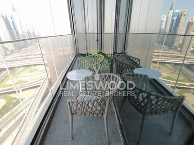 2 Bedroom Hotel Apartment for Sale in Downtown Dubai, Dubai - High floor| Amazing view| Best opportunity