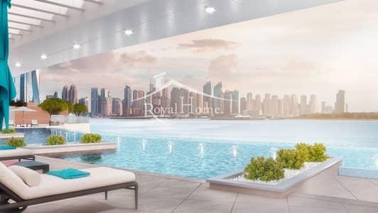 استوديو  للبيع في نخلة جميرا، دبي - Seven Residences on Palm Jumeirah studio for sale