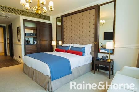 Studio for Sale in Palm Jumeirah, Dubai - Elegant Investment with Guaranteed Return|The Palm