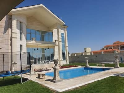 5 Bedroom Villa for Sale in Al Hamidiyah, Ajman - Hoot offer luxury Villa for sale in the Emirate of Ajman