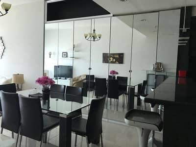 فلیٹ 1 غرفة نوم للبيع في أبراج بحيرات الجميرا، دبي - full Furnished one bedroom apartment   High Floor / big balcony / icon tower 2 JLT