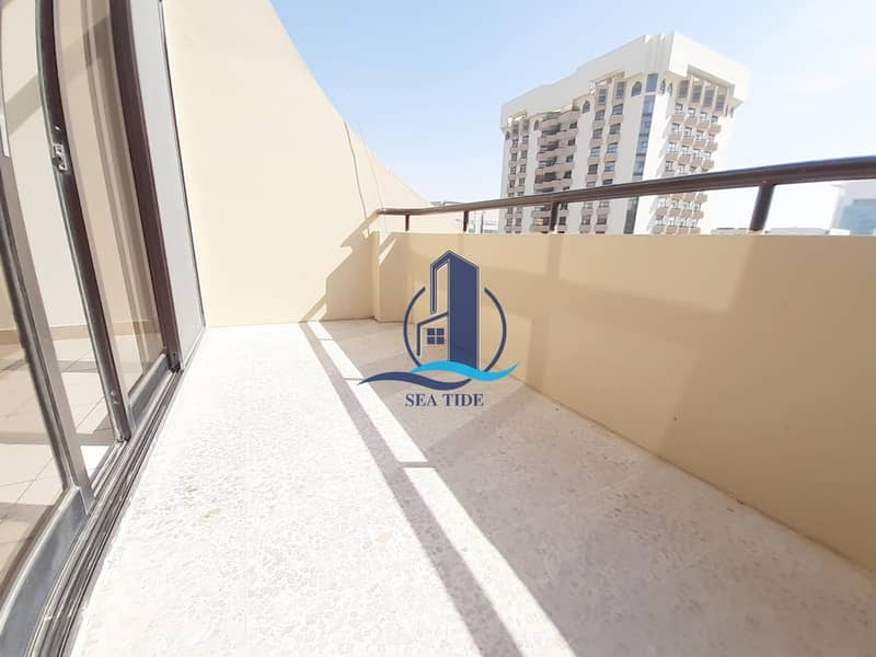 Great Deal! 2 BR Apartment with Balcony