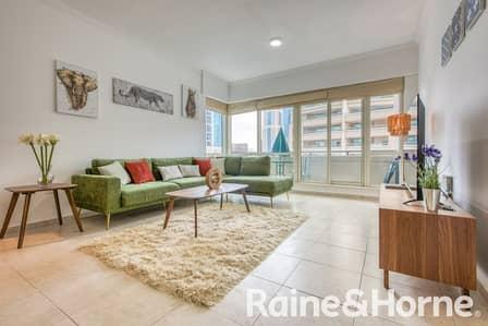 فلیٹ 1 غرفة نوم للبيع في دبي مارينا، دبي - Exclusive | Stylish 1BR | A Holiday Home Rental