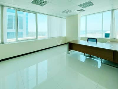 Office for Rent in Business Bay, Dubai - Fitted Office with Partition | Multiple Options