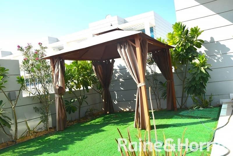Charming Fountain |Cozy Garden |Great Finishing