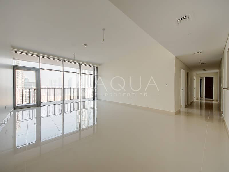 2 Large Layout | Vacant on Transfer | BK View