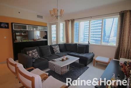 شقة 2 غرفة نوم للايجار في دبي مارينا، دبي - 2 Bed + Maid | Chiller Free | Near Metro Station