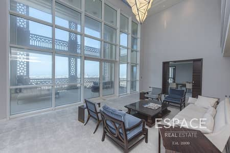 4 Bedroom Penthouse for Sale in Palm Jumeirah, Dubai - Fully Upgraded Duplex with Atlantis View