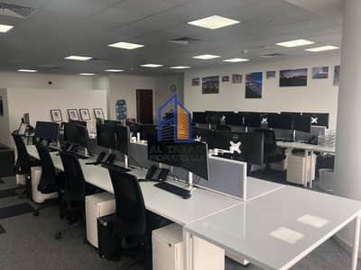 Fully Fitted Furnished Office and Can be Also UnFurnished  in Addax Tower
