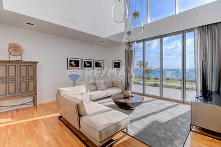 تاون هاوس 4 غرف نوم للايجار في جزيرة بلوواترز، دبي - 4 Bed+M+L Townhouse|Full sea view | Bluewaters