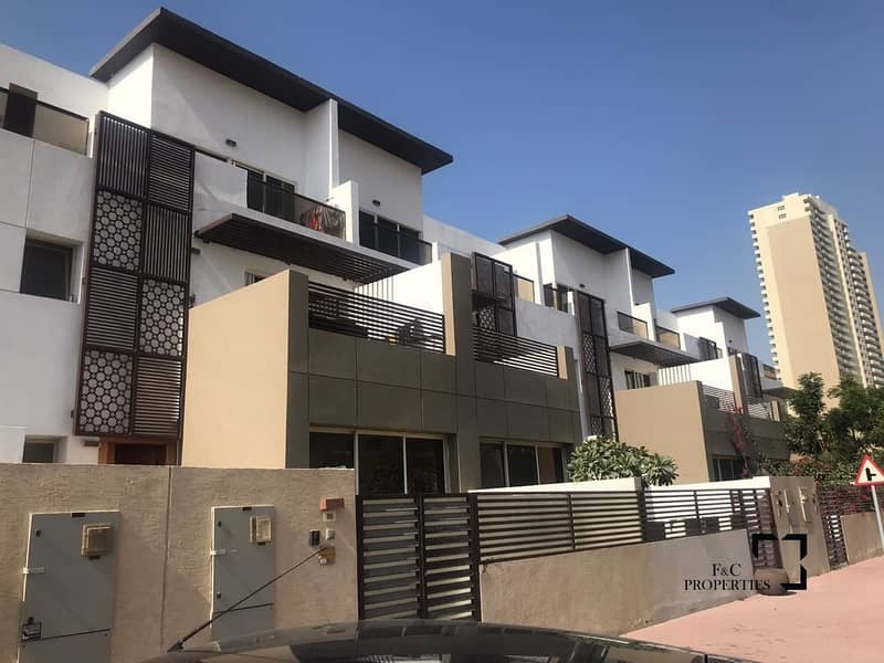 2 Modern Large | 4bed+Maid | Ready to Move