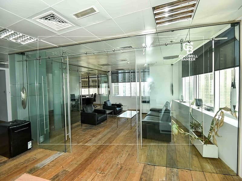2 Mazaya Business Avenue AA1 | Full Floor| Furnished