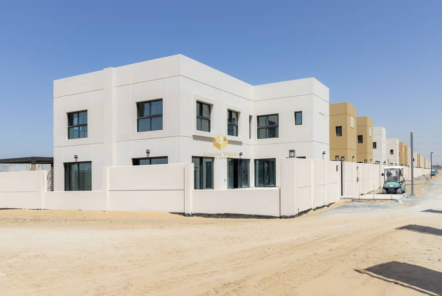 2 Smart  villa 4 bedroom | 5 Years Free Service Charges | 5600 monthly instalment |